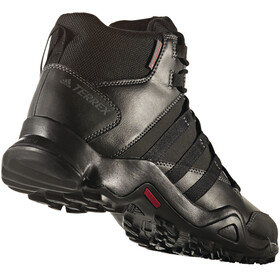 adidas TERREX AX2R Beta Mid Shoes Men core black/core black/vista grey